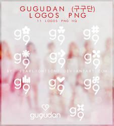 Gugudan (GU9UDAN) Logos PNG | 11 Logos by icestxrlight