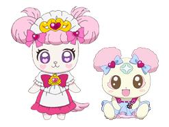 Look A Likes Puff and Chiffon by Kawayoporu-chan