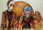 Jason and Jamie by EvilOvoshch