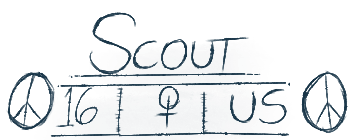 Scout Intro thing by ScoutTheCat