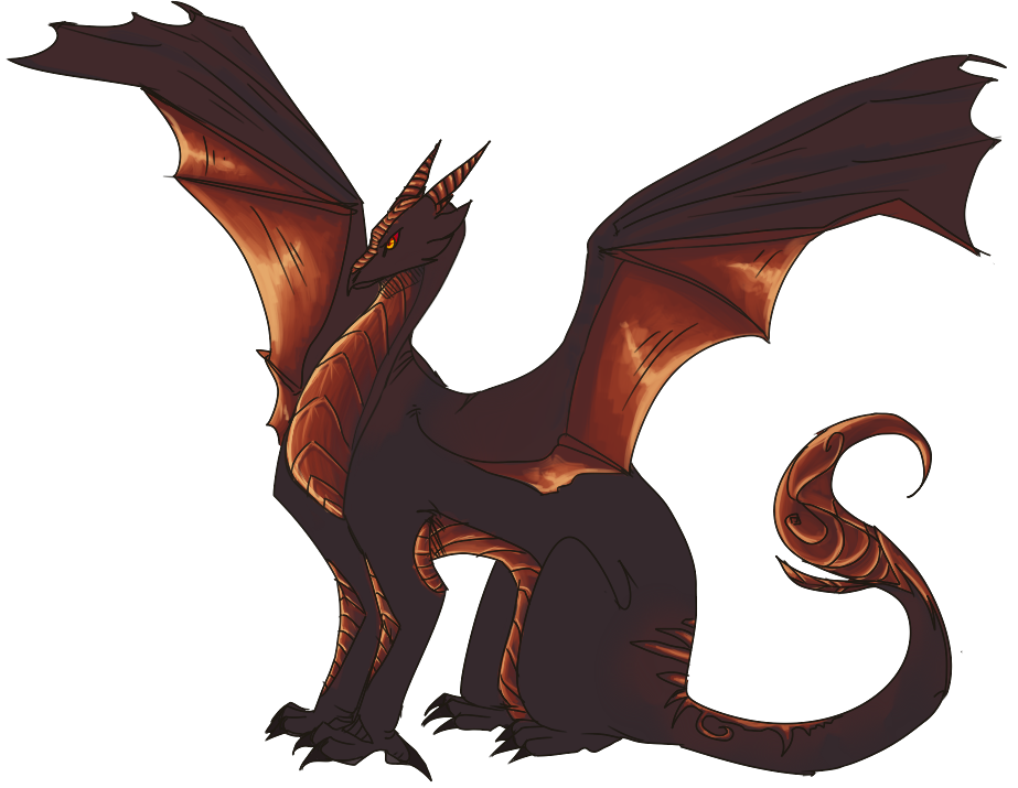 some dragon by ScoutTheCat