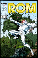 rom 70 Cover by stvnhthr Colour by me