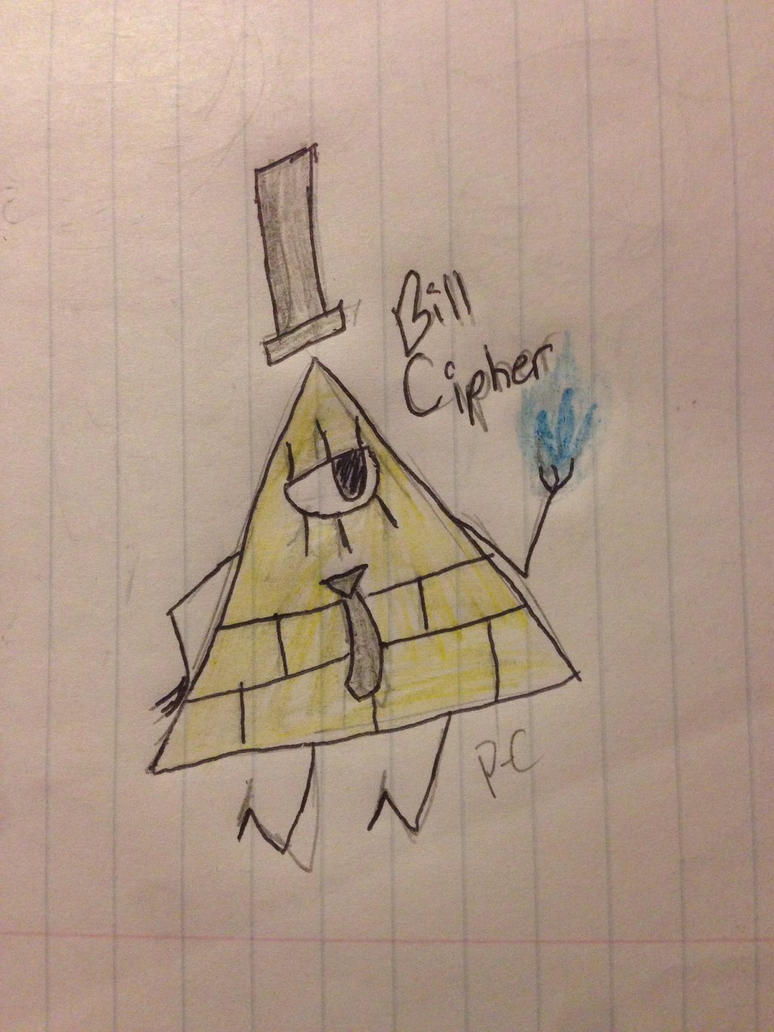 Bill Cipher by peridot-cipher
