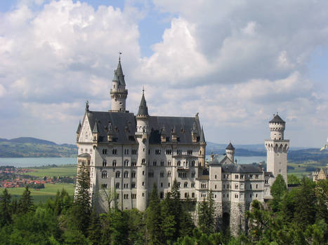 I'd like to live in a Castle