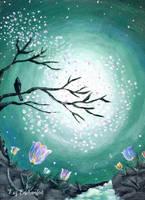 Cloudy by Lizbeth-Lund