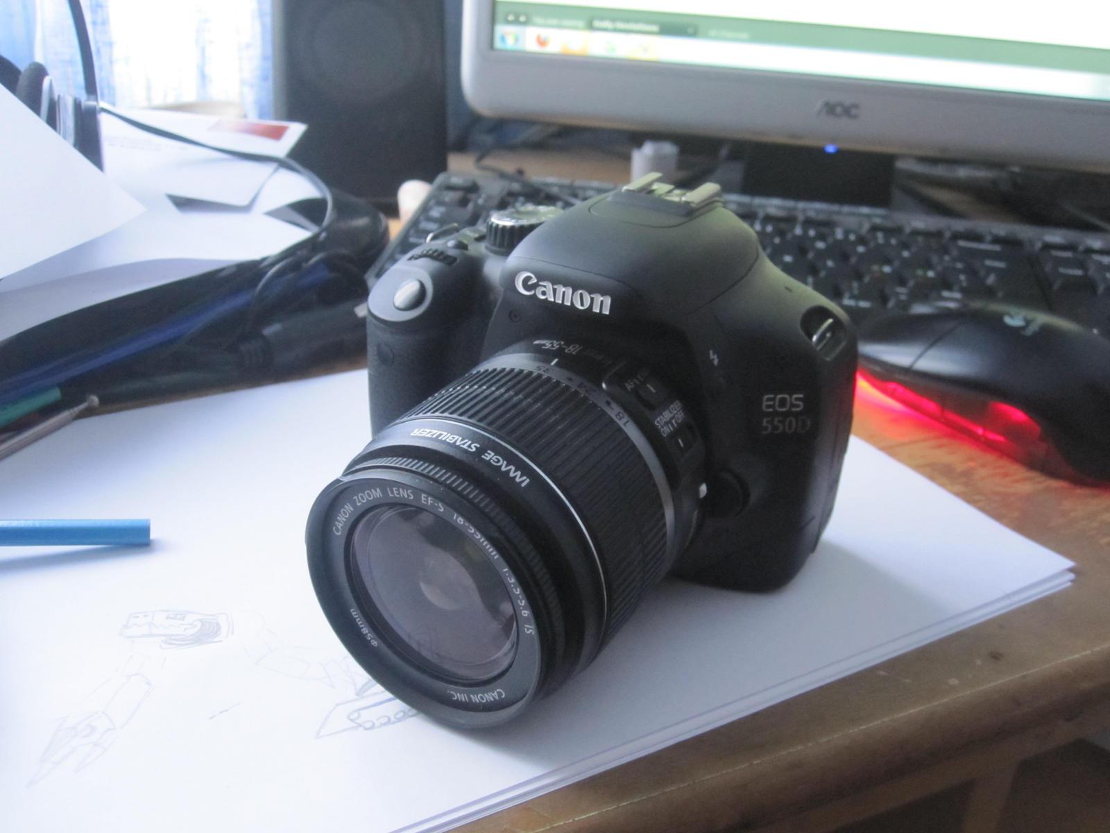Uusi kamerani! 8D by Darkkis91