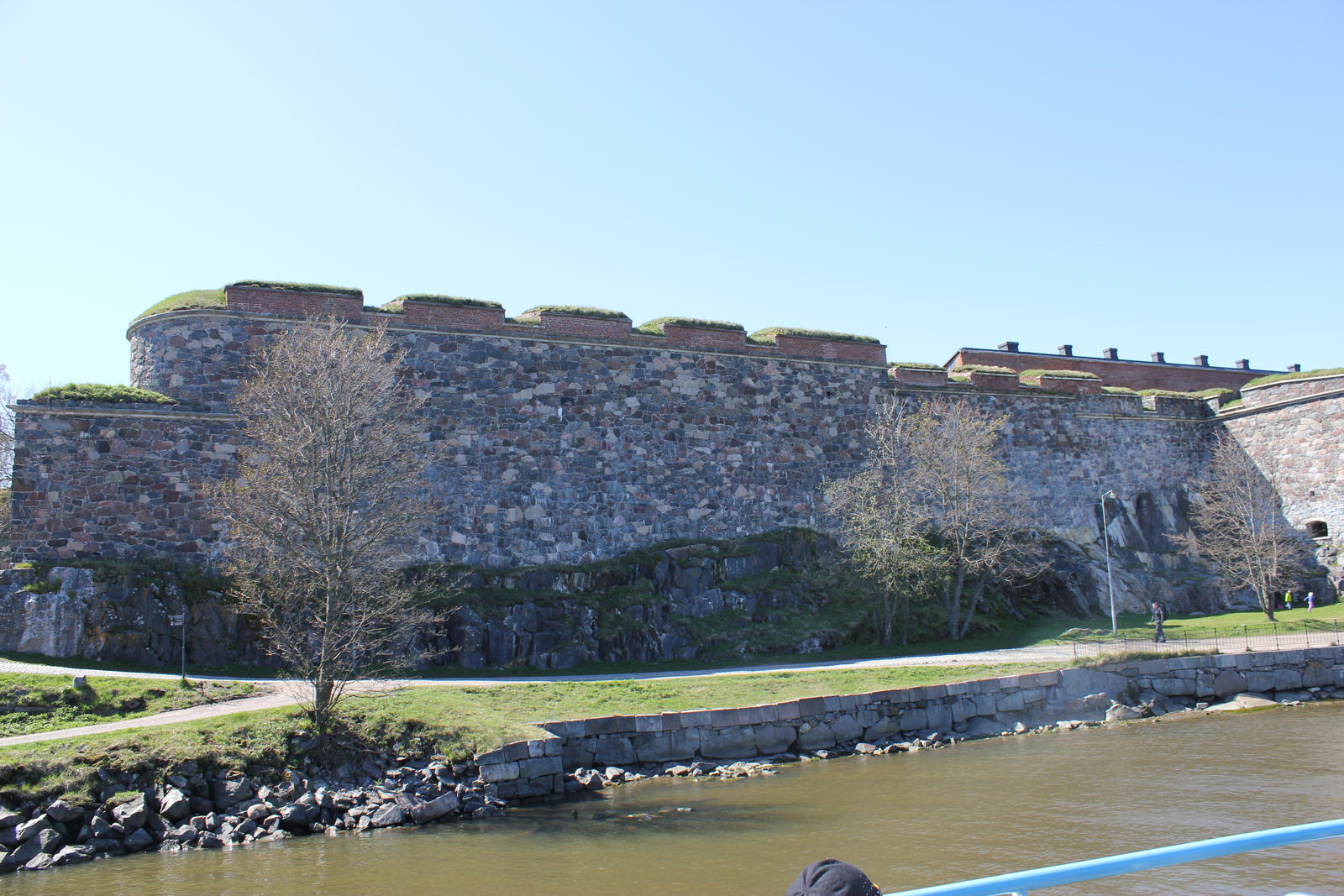 Suomen Linnan muurit by Darkkis91
