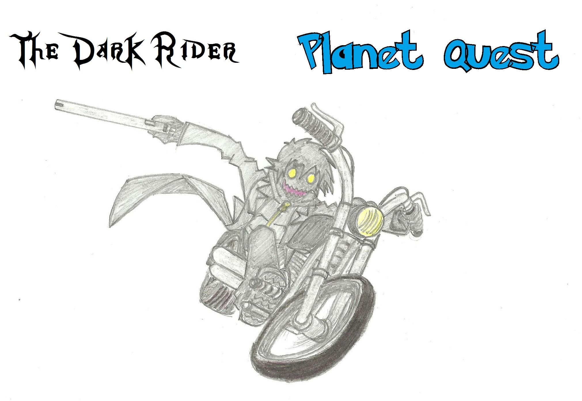The Dark Rider by Darkkis91