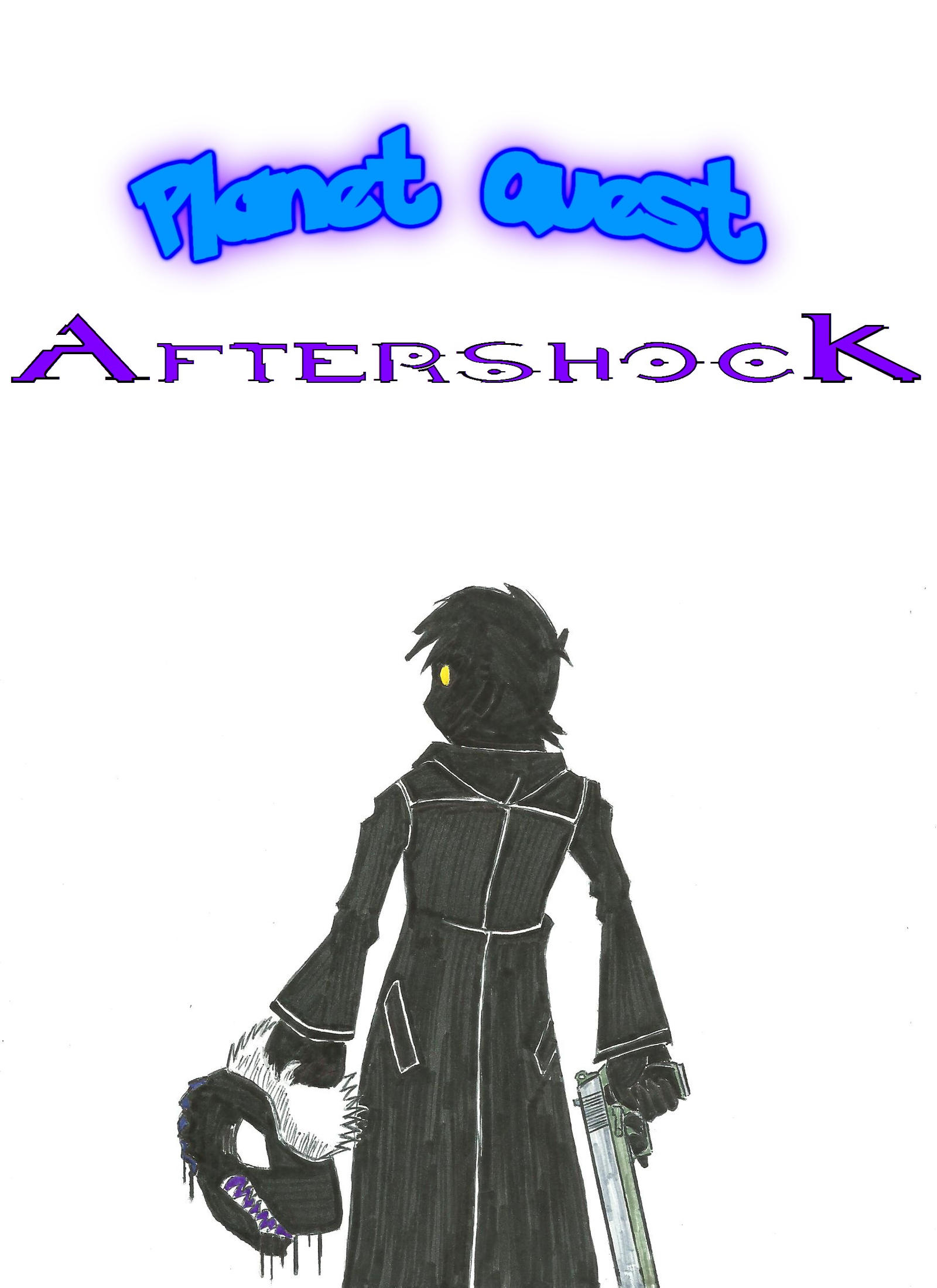 Aftershock kansi by Darkkis91