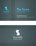 ScureHD Business Card
