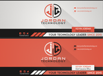 Jordan Technology FB Cover