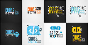 Crossbite logo concepts by DianaGyms