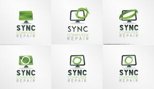 Sync Logo Concepts