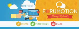 Forumotion Facebook Cover - Autumn