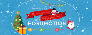 Forumotion Facebook Cover - Holidays