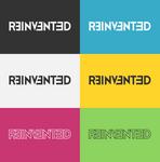 Reinvented logo