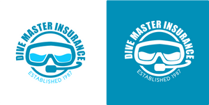 Diving Logo concept