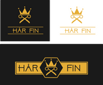 Hair Saloon Logo Concept