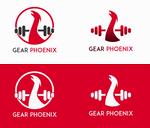 Phoenix Fitness Club Logo