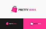 Prettymoda Logo Concept 2