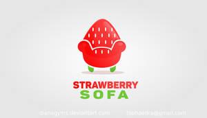 Strawberry Sofa Logo