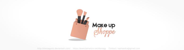 Makeup Shop Logo