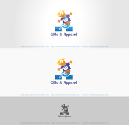Chameleon Logo Revision  (For Sale) by DianaGyms