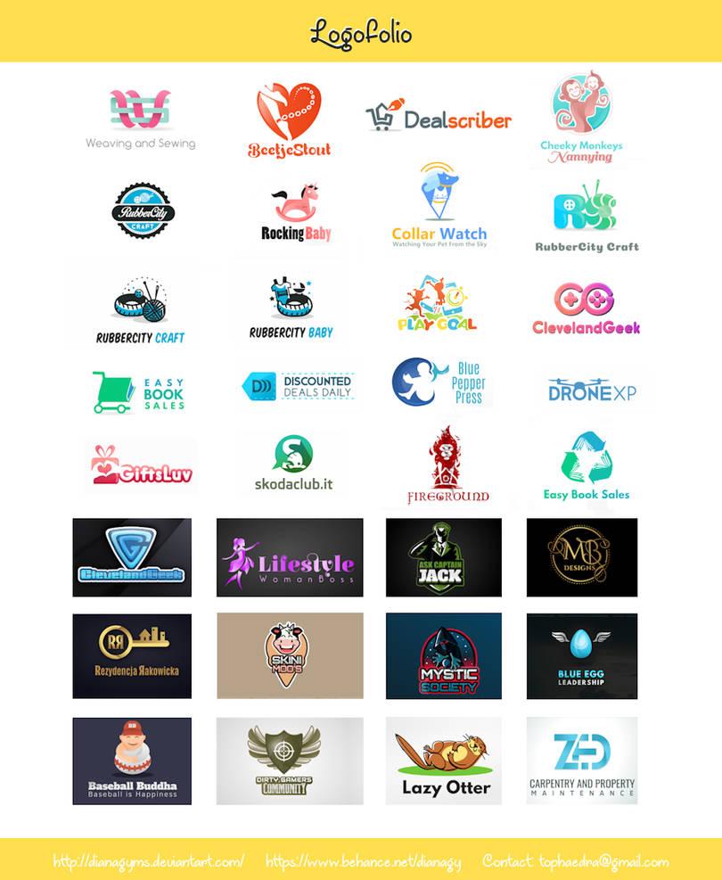 Logos April - May 2017