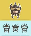 Hunfoglalas - Hunharcos Logo Concept