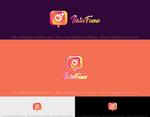 InstaFame Logo concept