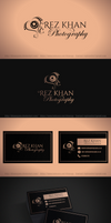 Heart Photography Logo and business card concepts