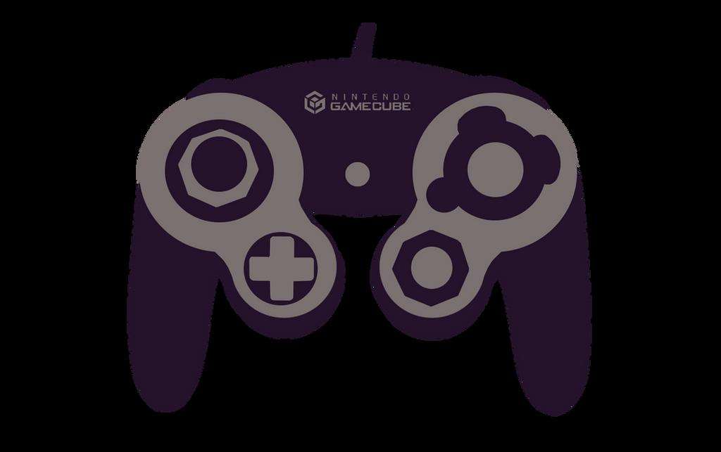 Minimalist Gamecube Controller by rimij405 on DeviantArt
