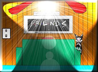 Friends by GhostJR