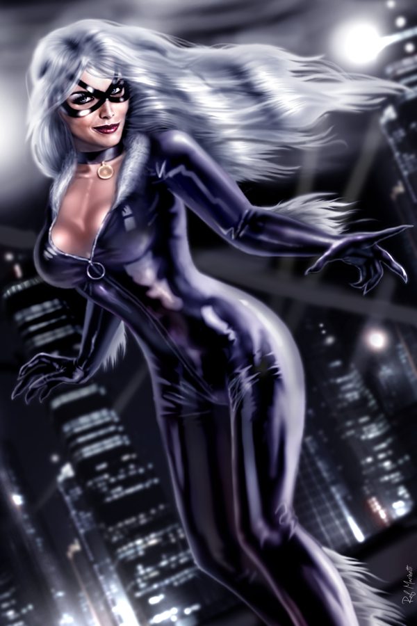Black Cat 009 by RaffaeleMarinetti