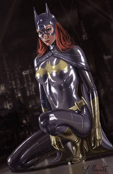 Batgirl h124
