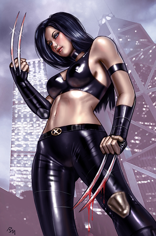 X-23 Gh15 by RaffaeleMarinetti