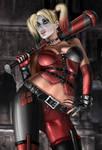 Harley Quinn Th34
