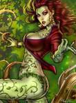 Poison Ivy Arkham Asylum