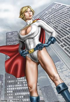 Power Girl T39