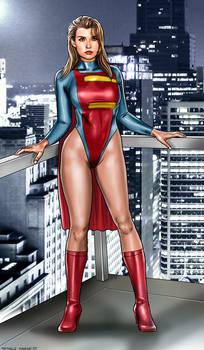 Superheroine Commission