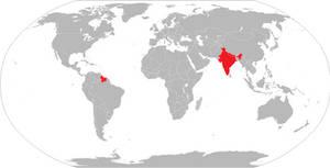 Weltreligionen Karte Gemacht Von Smileysmiley20 By Smileysmiley20