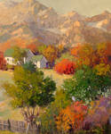 Autumn Beneath The Mountain