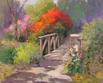 Summer's Bridge by rooze23