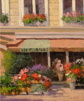 Floral Market by rooze23