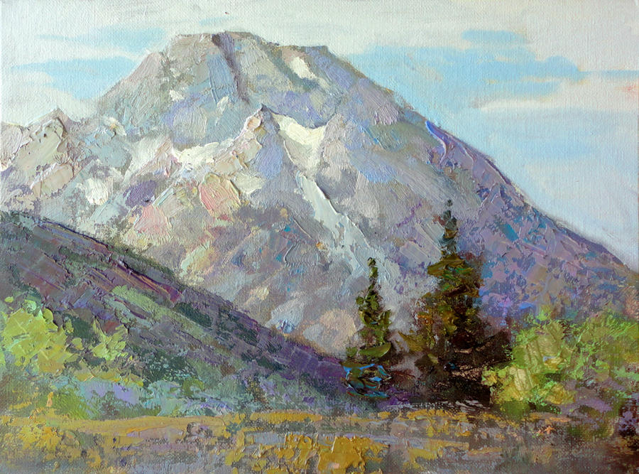 Mount Moran by rooze23