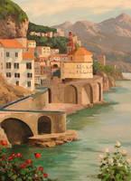 Amalfi by rooze23