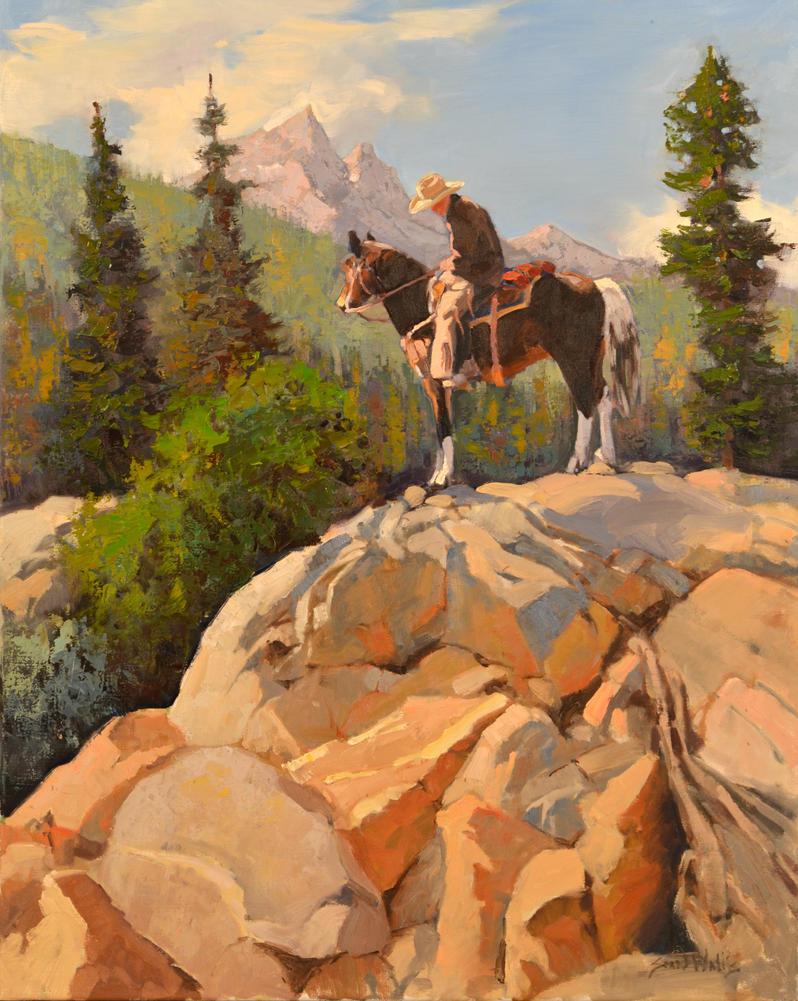 Trail Blazer by rooze23