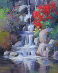 Cascading Serenity by rooze23