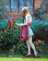 A Walk Through the Garden by rooze23
