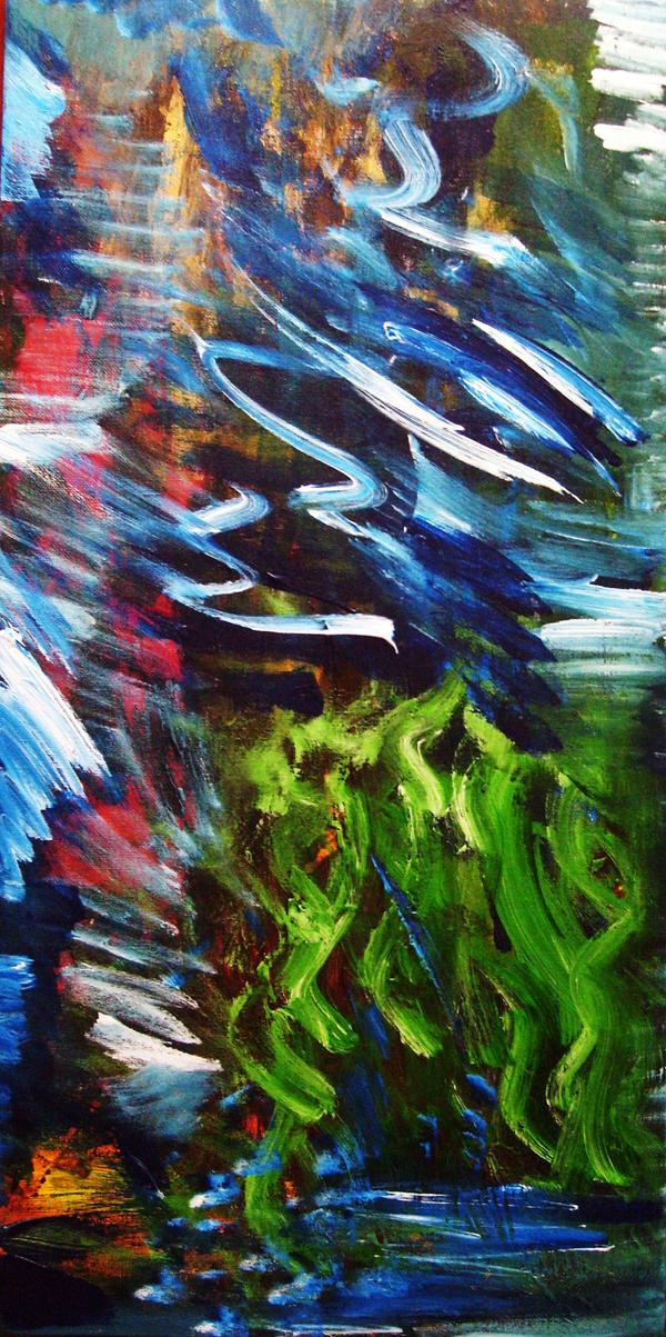 Colour Burst No 2 by ARTmonkey90